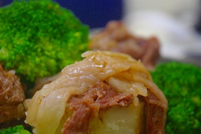超簡単蒸し料理!長芋の牛肉巻きの作り方