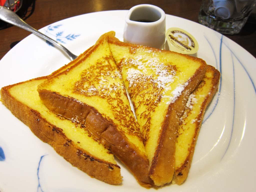 シェフのこだわり本格フレンチトーストの作り方