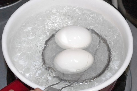 とろ~りトロトロ!半熟たまごの作り方