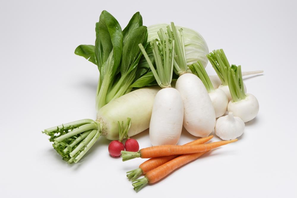 ひと工夫で野菜が美味しく保存出来る方法