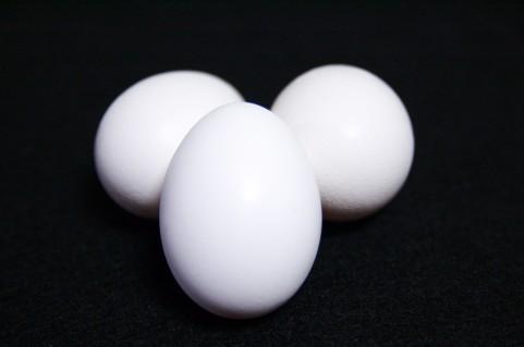タマゴの中がスクランブってる茹で卵の作り方動画