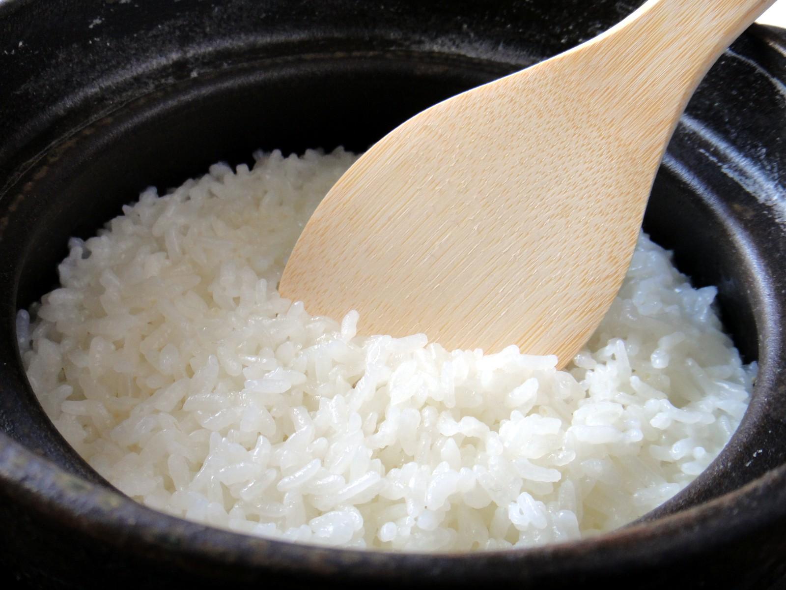 ご飯がおしく炊ける水の作り方