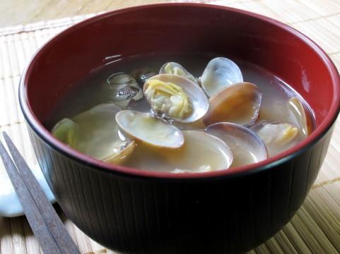 ジャリジャリしない、あさりの味噌汁の作り方