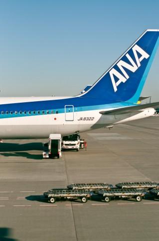 無料で生ジャンボを間近で見られる!ANA機体工場見学が凄い!