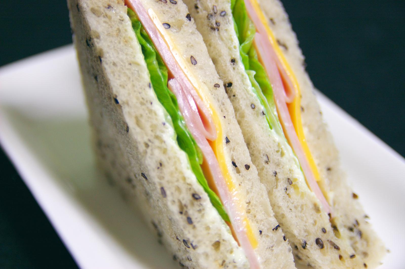 お弁当のサンドイッチがチョベチョにならない2つの魔法ワザ