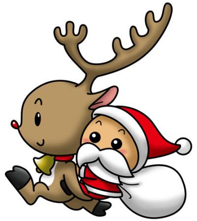 CHRISTMAS Free Sozai
