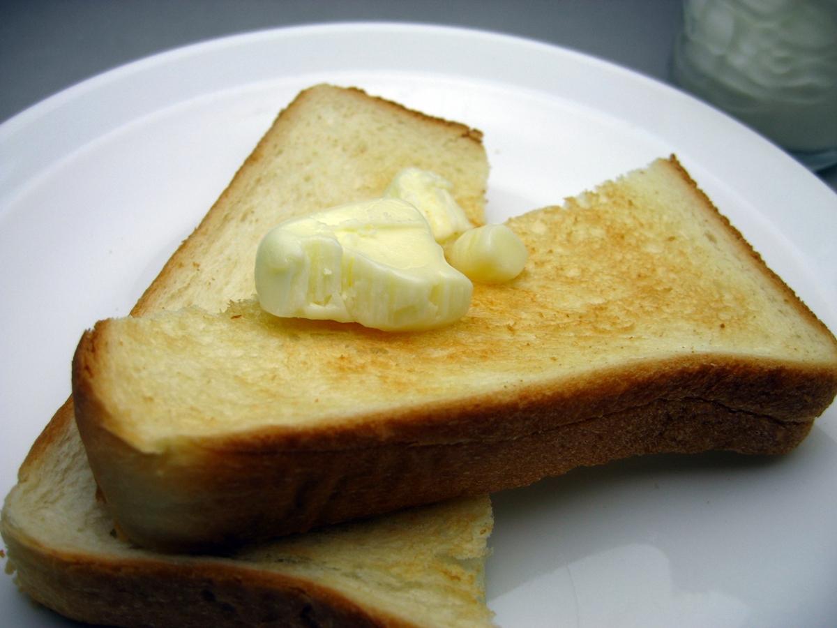 食パンの上下に注意!正しいトーストの焼き方