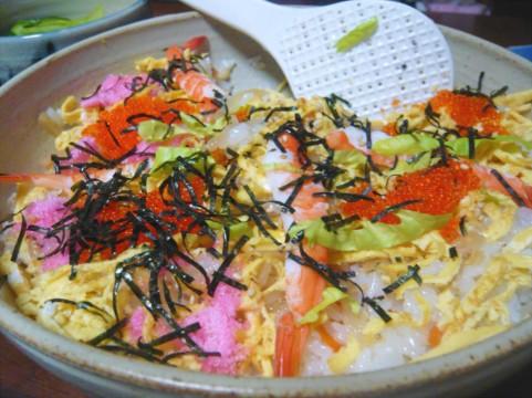 ホントは簡単!寿司めしの作り方