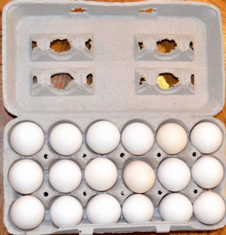 覚えておくと便利!卵黄と卵白の固まる温度