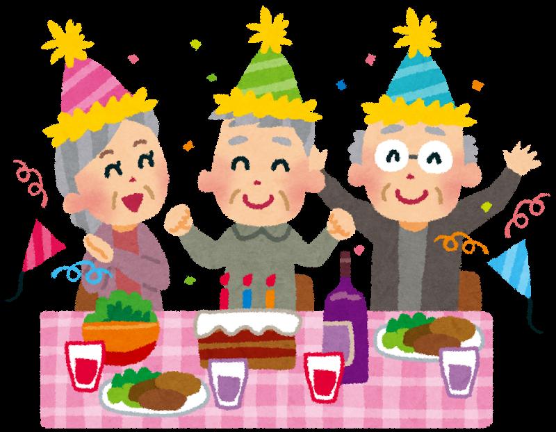 敬老会、敬老の日に!高齢者が盛り上るレクリエーションクイズ問題の作り方