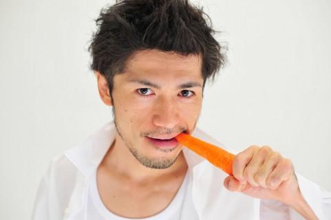 加齢臭を防ぐ人参ジュースの作り方・レシピ