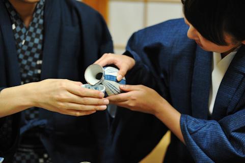 10秒で出来る!日本酒を使った化粧水の作り方